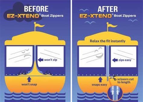 Boat Zipper Repair by House Boat Zippers Repair Bimini Boat Canvas Clear