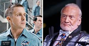 Buzz Aldrin Slams 'First Man' For Axing Flag, Posts Photo ...