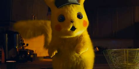 Detective Pikachu Lands Official Mpaa Rating