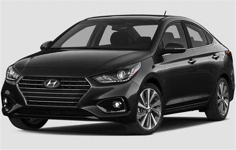 hyundai accent sedan exterior interior release date