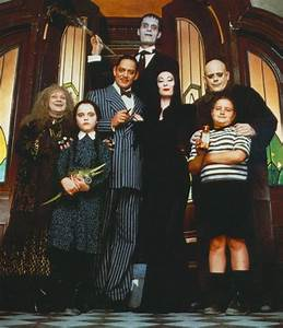 The Addams Family Values - Addams Family Photo (5616504 ...