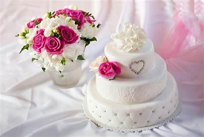 Cake Flower Heart Roses Dog Mills Wallpapers