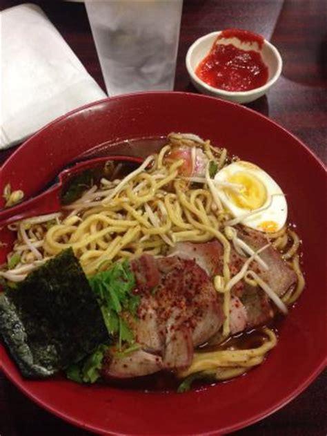 ichiban cuisine menu picture of ichiban noodle bar cuisine