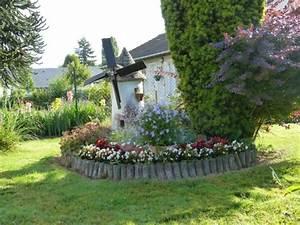Jardin Paysager Exemple : jardin paysager riche en couleurs en 25 exemples ~ Melissatoandfro.com Idées de Décoration