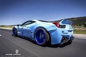 Ferrari Liberty Walk : liberty walk ferrari 458 w armytrix titanium exhaust and forgiato ~ Medecine-chirurgie-esthetiques.com Avis de Voitures