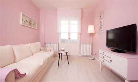 sala de estar rosa decogarden