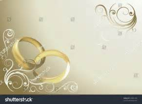 wedding anniversary rings wedding card rings swirls vector stock vector 33481390