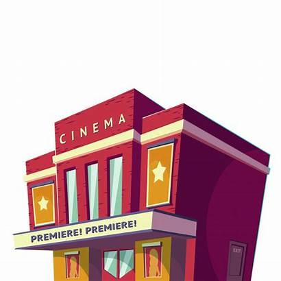 Cinema Hall Transparent Clipart Premiere Searchpng Cliparts