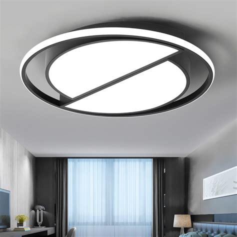 Zimmer Mit Nachttischlampen Moderne Led Decke Lichter Led