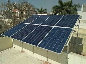 2kw Solar Rooftop Power System At Rs 35000  Kilowatt