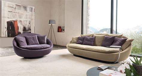 modern sofa  enveloping design model lacoon desiree sofas