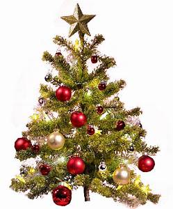 Small Christmas Tree transparent background PNG Image