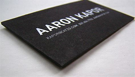 Cool Custom Business Card