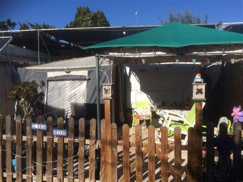 caravan  awning  sale  camping armanello campsite