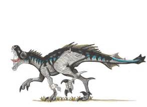 Hybrid Dinosaurs Jurassic Park Chaos Effect