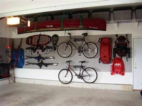 Garage Fahrrad Aufhängen by Die Auto Garage Anordnen Einige Praktische