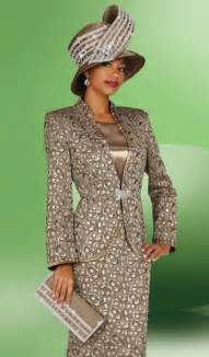 Ladies Church Suits and Hats