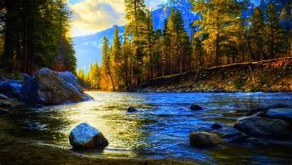 Nature River Desktop 4k Wallpapers