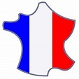 Carte De France Bleu Blanc Rouge | My blog