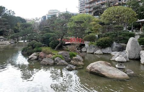 Le Jardin Japonais De Monaco  Larina Translation