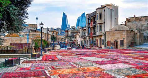 Icherisheher The Capital Of Baku Itinari