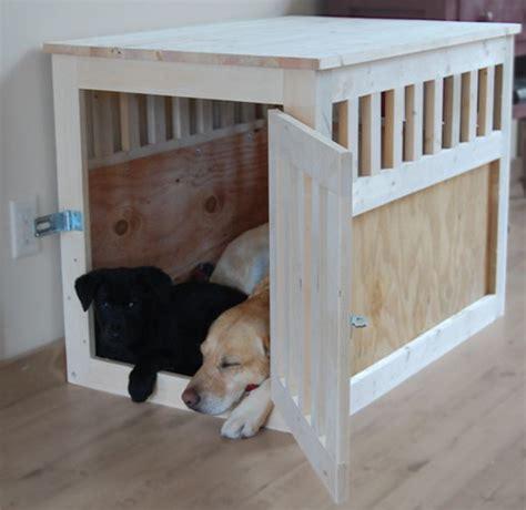 stylish dog crates   cute  furry friend