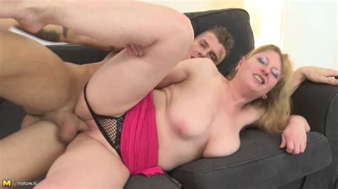 Mature Mature Blonde Mom Bj And Fucking High Quality