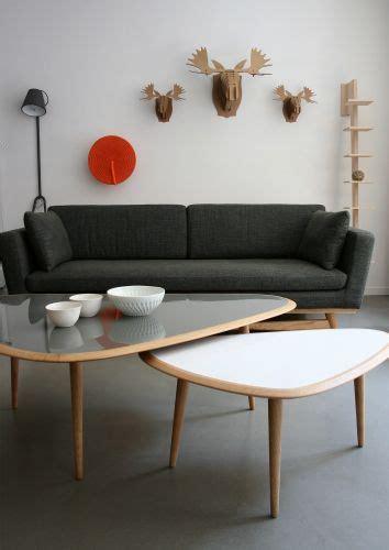 rededition canapé choisir une table basse pour le salon nesting tables