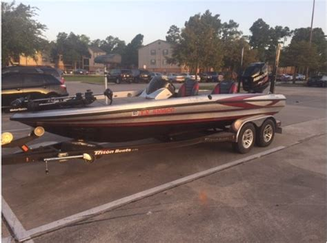 Boats For Sale In Montgomery Texas by Bass Boats For Sale In Montgomery Texas