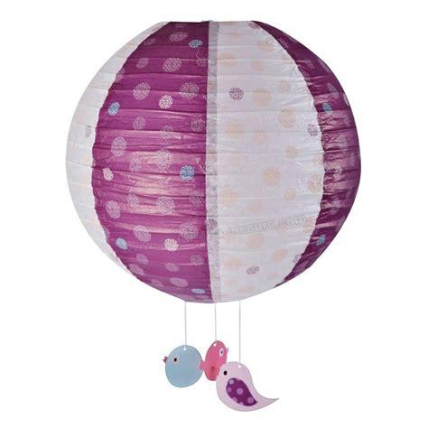 la tres jolie boule chinoise papier birdy domiva chambre de bebe bebe cadeau bebe