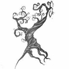 """Résultat de recherche d'images pour """"arbre tim burton ..."""