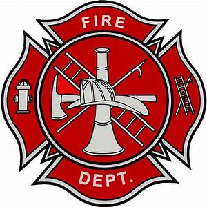 Fire Department Logo Decal – USAMM
