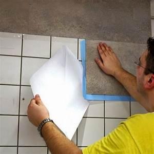 Farbe Für Fliesen : atemberaubend wunderbar badezimmer bodenfliesen berkleben ~ Watch28wear.com Haus und Dekorationen