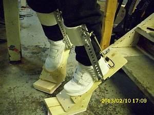 Custom Built Werewolf Stilts 2013