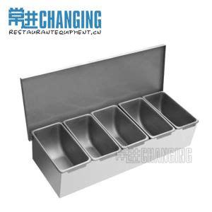 Seasoning Tray china stainless steel seasoning box condiment set