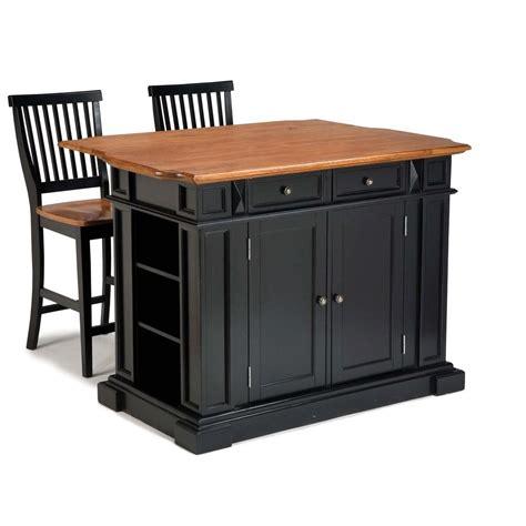 homedepot kitchen island home styles grand torino black kitchen island with storage