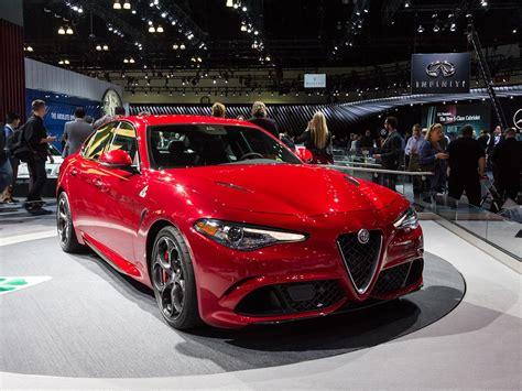Alfa Romeo Giulia 2017 Llega A México Desde 1,095,900