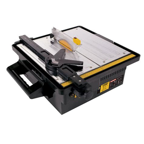 qep tile saw qep 60088q portable tile cutting saw 7inch 3300rpm 60088q