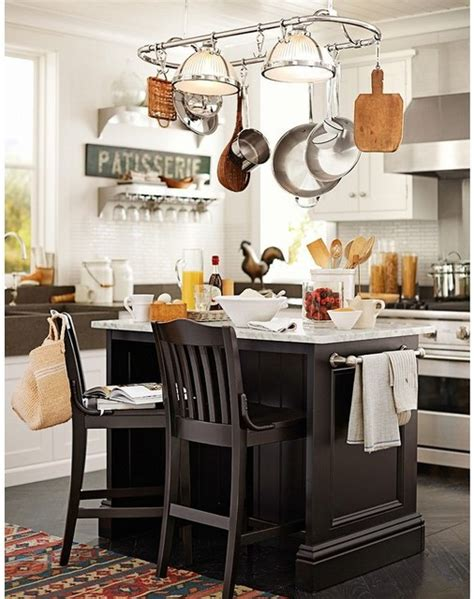 pottery barn kitchen islands pottery barn