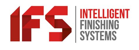 Ifs Intelligent Finishing Systems