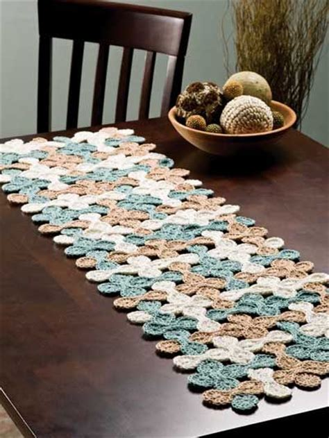 crochet table runner httplometscom