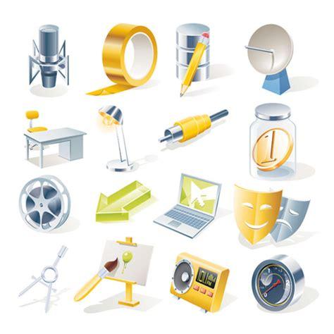 icone bureau icône bureau vecteur matriel tlchargement gratuit de