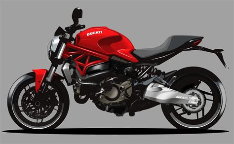 2015 Ducati Monster 821 Huge Pic Collection