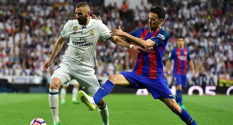 Real Madrid vs Barcelona Así pagan las casas de apuestas ...