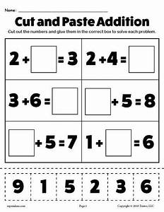 Math Worksheets For 1st Grade Free Printable