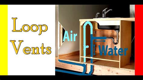 loop vents  venting islands   kitchen youtube