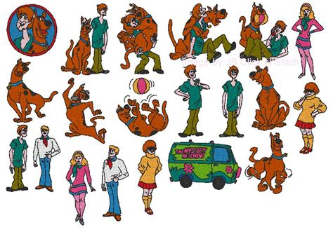 Scooby Doo Christmas Clipart