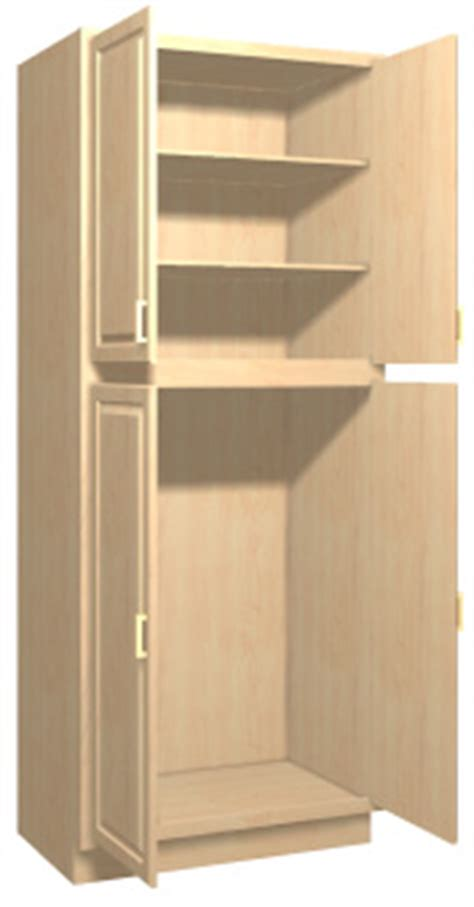 36 Inch Wide Pantry Cabinet by Summerfield 1 Maple Kitchen Cabinets Stain Finish