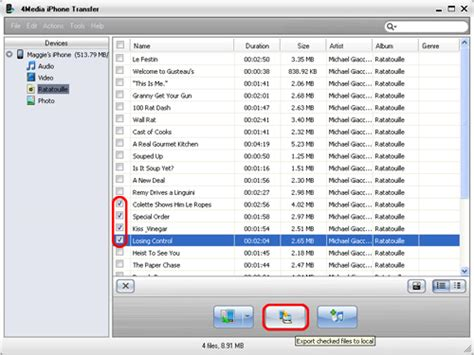 transfer files to iphone how to transfer iphone files to pc