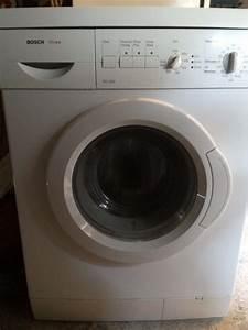Bosch Maxx Wfl 2260 Washing Machine  In Good Working Order